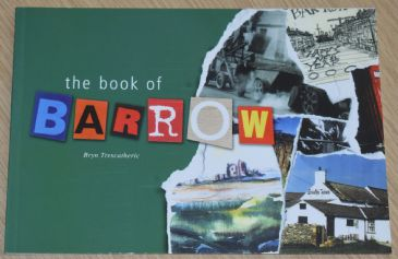 The Book of Barrow, by Bryn Trescatheric